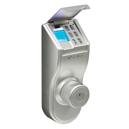 iTouchless Bio-Matic Fingerprint Deadbolt Door Lock
