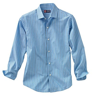 Chaps Regent Stripe Button-Down Shirt - Boys 8-20