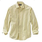Chaps Alverca Stripe Button-Down Shirt - Boys 8-20