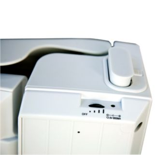 iTouchless Elongated Touch-Free Sensor Controlled Automatic Toilet Seat