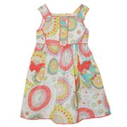 Blueberi Boulevard Printed Sundress - Baby
