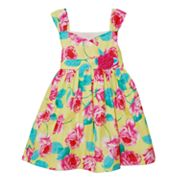 Blueberi Boulevard Rose Sundress - Baby