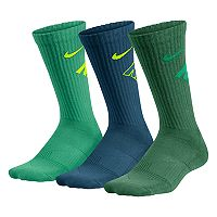 Boys Nike 3-pk. Crew Performance Socks