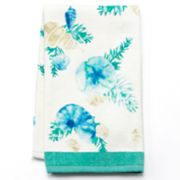 Croft and Barrow Shell Kitchen Towel
