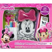 Disney Mickey Mouse and Friends Minnie Mouse Sticker Memory Maker