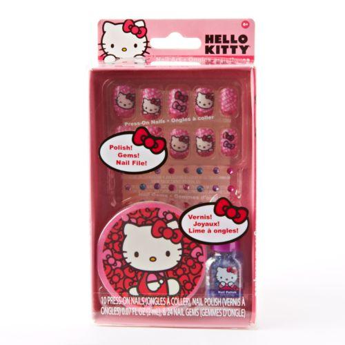 Hello Kitty® Nail Art Set - Girls