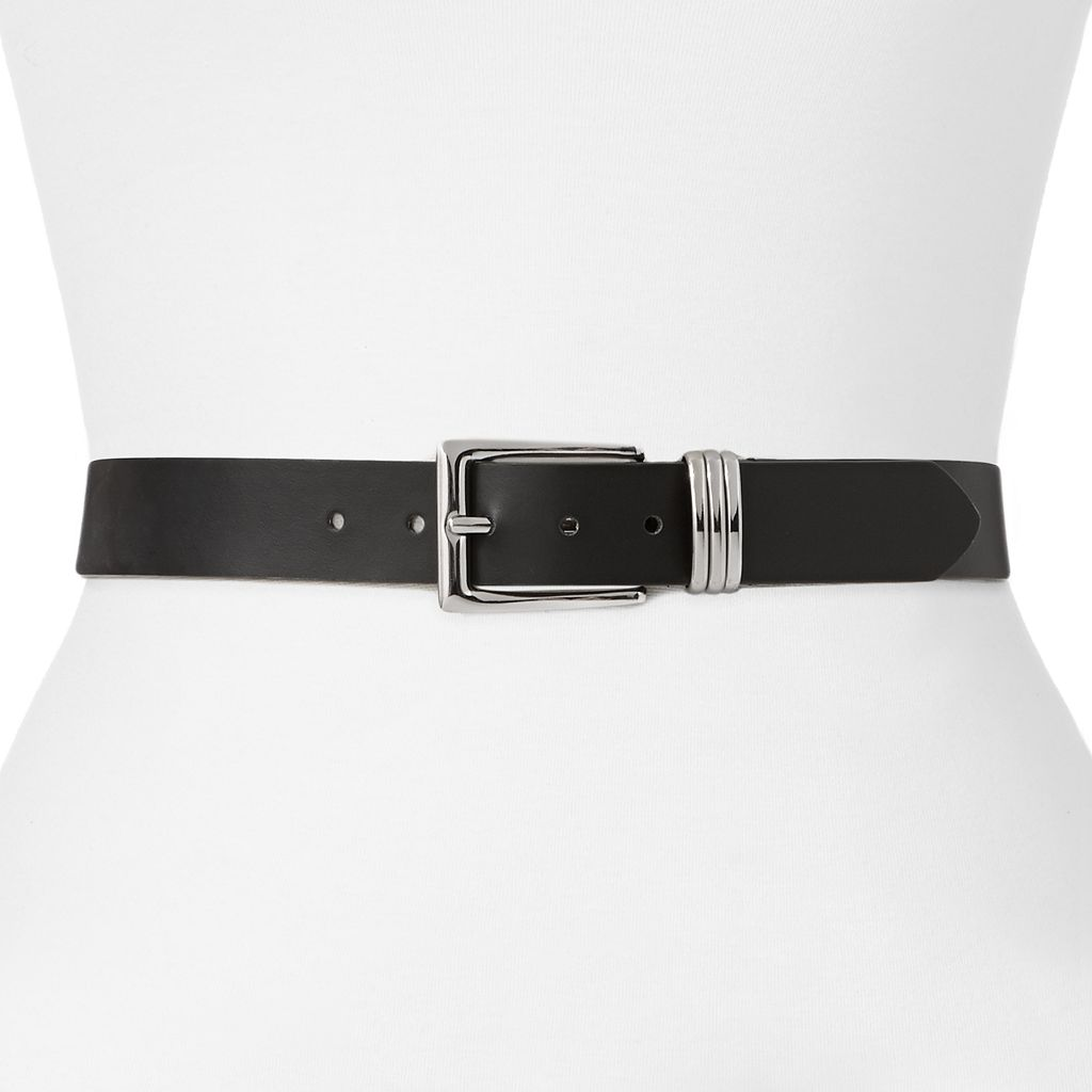 Chaps Triple-Link Smooth Belt