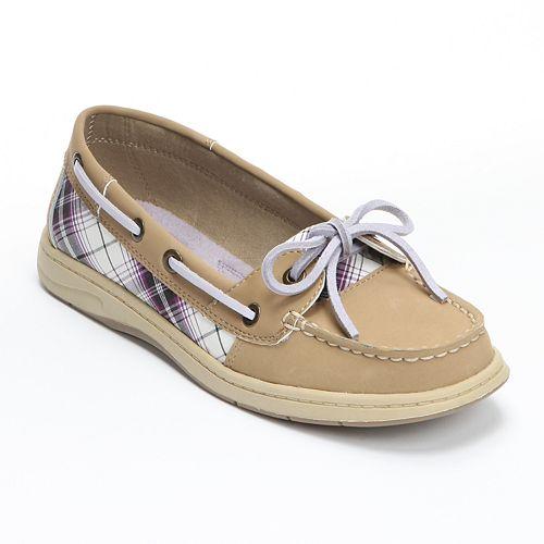 Croft & Barrow® Boat Shoes - Women