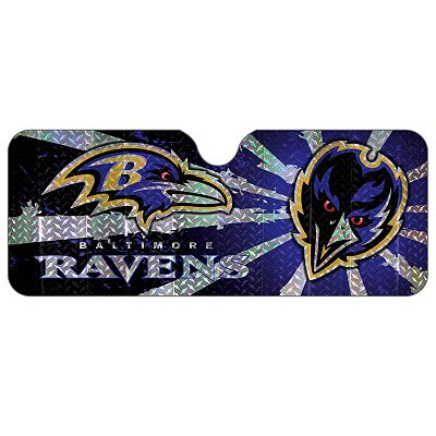 Baltimore Ravens Auto Sunshade