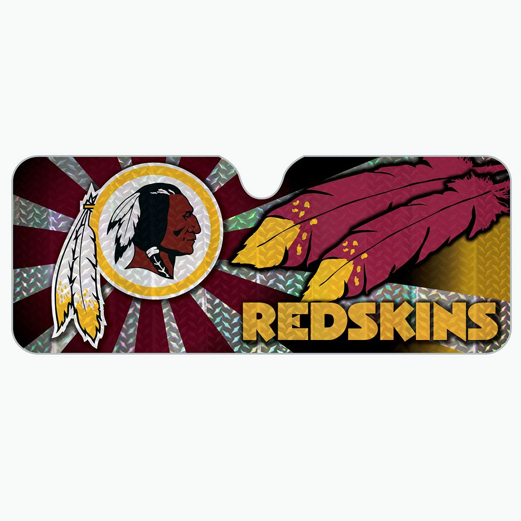 Washington Redskins Auto Sunshade