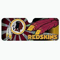 Washington Redskins Auto Sunshade