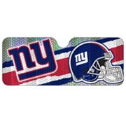 New York Giants Auto Sunshade
