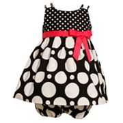 Jessica Ann Dotted Sundress - Baby