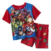 The Avengers Pajama Set - Toddler