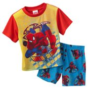 Spider-Man Web-Slinger Pajama Set - Toddler
