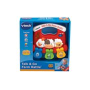 VTech Talk and Go Farm Rattle