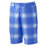Urban Pipeline Plaid Golf Shorts - Men