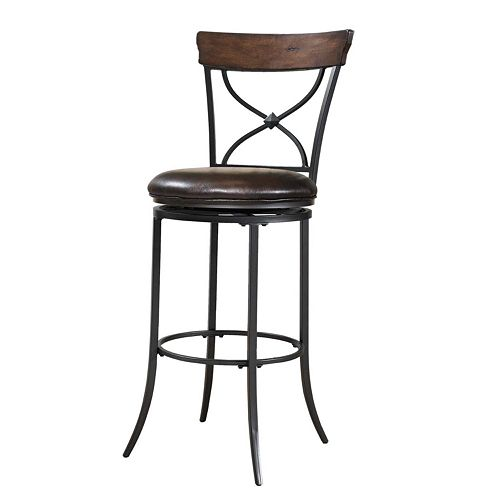 Cameron Swivel Bar Stool
