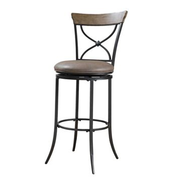 Charleston Swivel Bar Stool