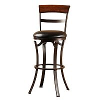 Drummond Swivel Counter Stool
