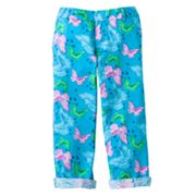 SO Butterfly Chino Capris - Girls Plus