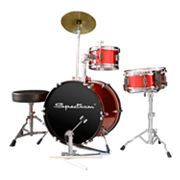 Spectrum Junior Drum Set