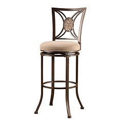 Rowan Swivel Bar Stool