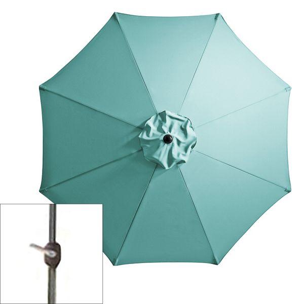 Sonoma Goods For Life Crank Tilt Patio Umbrella