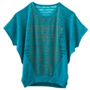 Hang Ten Open-Work Dolman Top and Tank Set - Girls 7-16