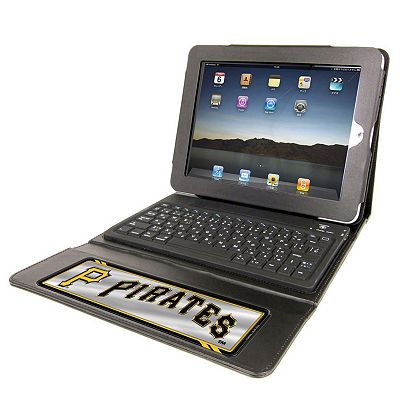 Pittsuburgh Pirates Executive iPad Keyboard Case
