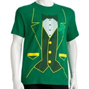 St. Patrick's Day Tux Tee - Men