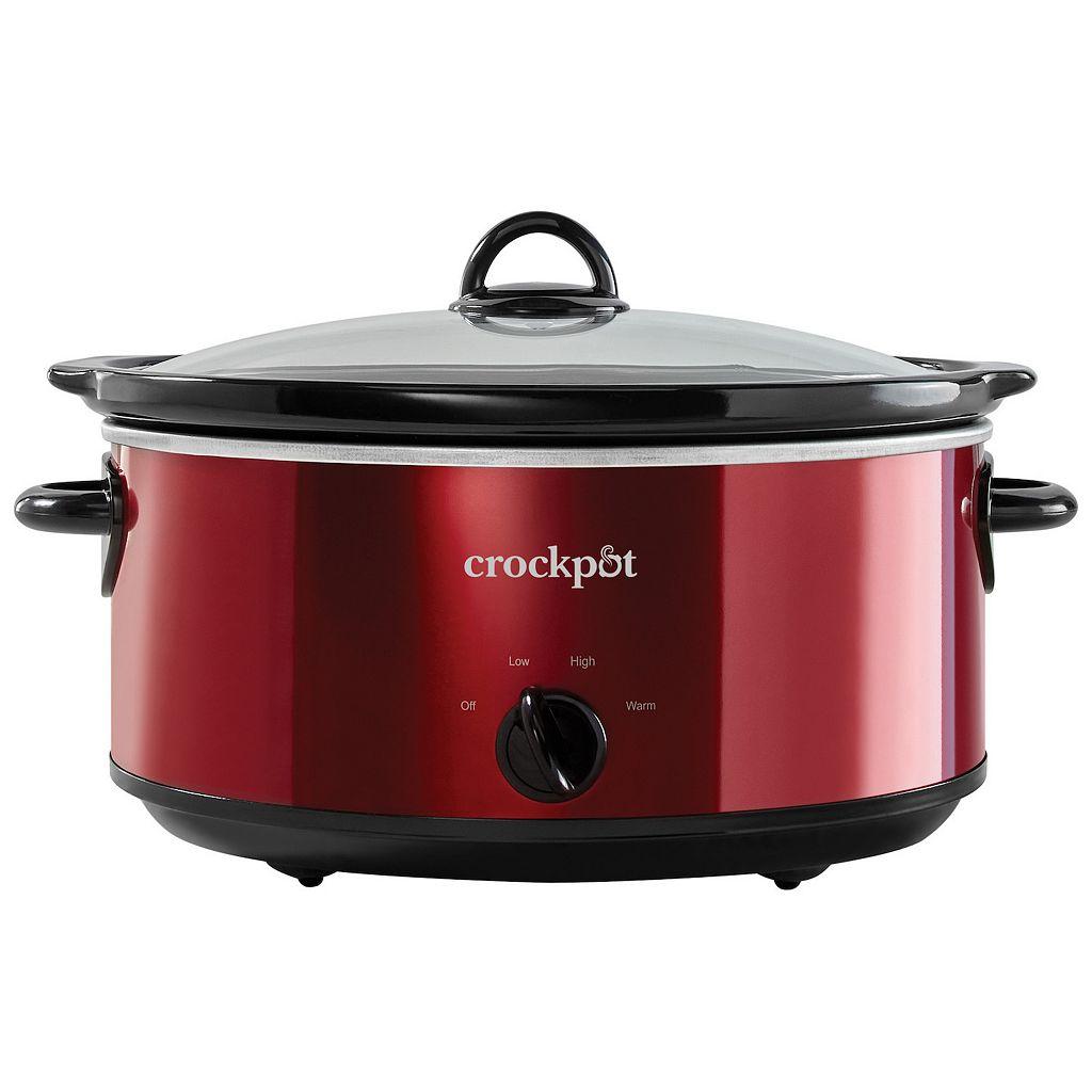 Crock-Pot Design To Shine 7-qt. Slow Cooker