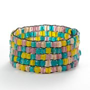 Mudd Beaded Stretch Bracelet