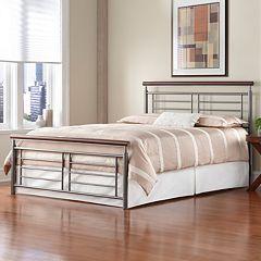 Fontane King Bed