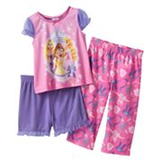 Disney Princess Sparkle Pajama Set - Baby