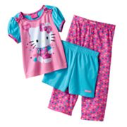 Hello Kitty Heart Pajama Set - Toddler