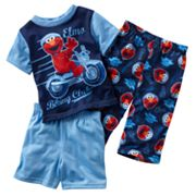 Sesame Street Elmo Biking Club Pajama Set - Baby
