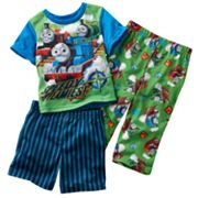 Thomas and Friends Speedy Steamies Pajama Set - Baby