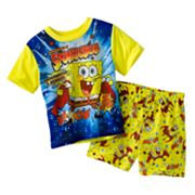 SpongeBob SquarePants Hero Pajama Set - Toddler