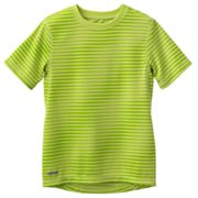 Jumping Beans Striped Performance Tee - Boys 4-7x