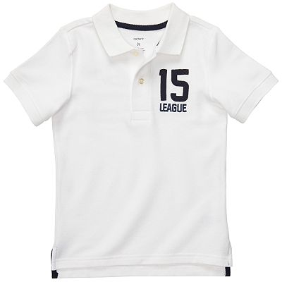 Carter's 15 League Polo - Toddler