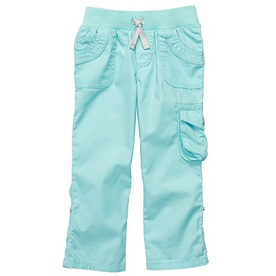 Carter's Roll-Cuff Pants - Toddler