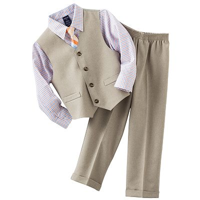 Arrow Vest Set - Boys 4-7