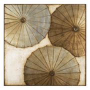 Parasols Canvas Wall Art