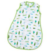 Summer Infant Muslin SwaddleMe Sack - Reptiles