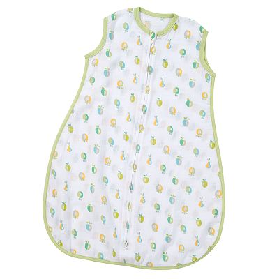 Summer Infant Muslin SwaddleMe Sack - Apple and Pear