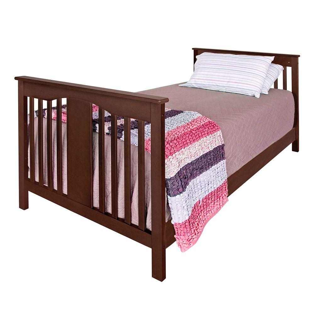 DaVinci Annabelle 2-in-1 Convertible Mini Crib