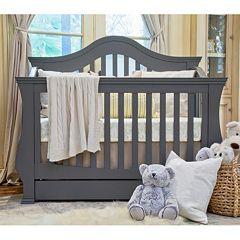 Million Dollar Baby Classic Ashbury 4-in-1 Convertible Crib by