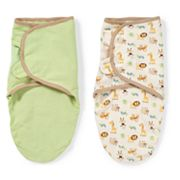Summer Infant 2-pk. Zoo SwaddleMe