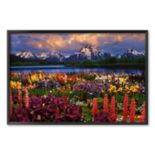 "Art.com ""Grand Teton, Wyoming"" Framed Art Print"